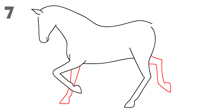 crtanje-konja-slika-7