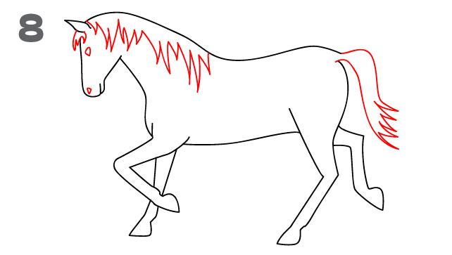 crtanje-konja-slika-8