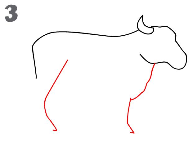 kako-nacrtati-kravu-slika-3