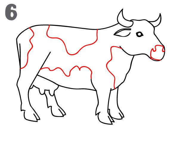 kako-nacrtati-kravu-slika-6