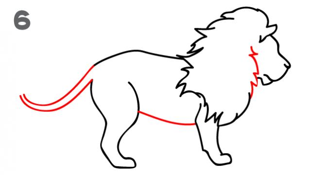 kako-nacrtati-lava-slika-6