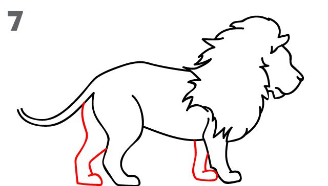 kako-nacrtati-lava-slika-7