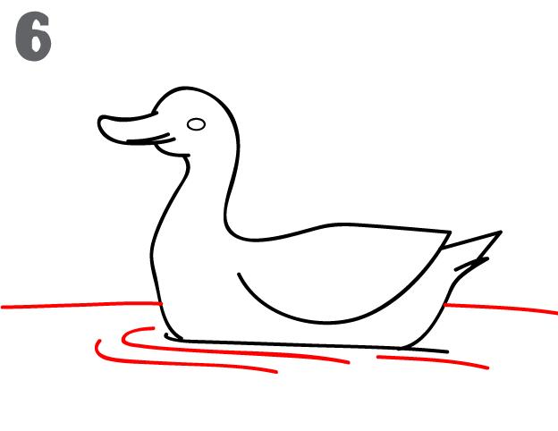 kako-nacrtati-patku-slika-6