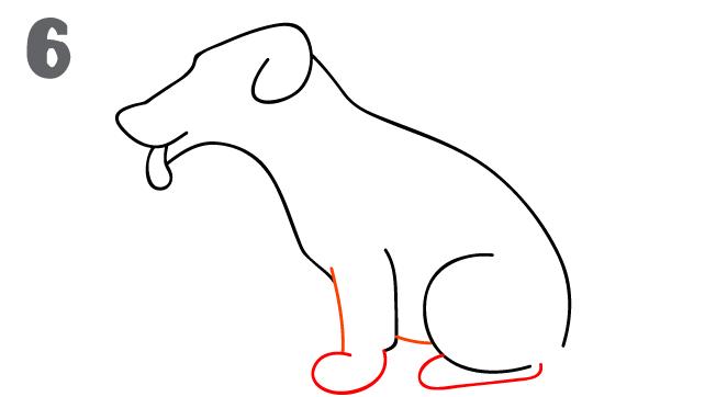 kako-nacrtati-psa-slika-6