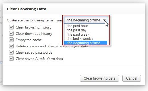 google-chrome-opcije-istorije
