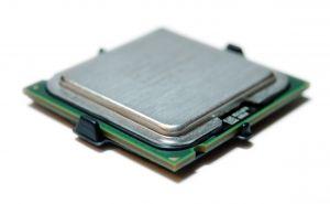 Procesor modernog računara.