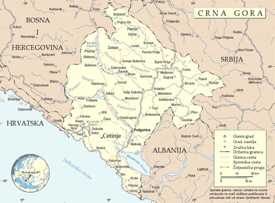 Prosjecna Plata U Crnoj Gori Sveznan
