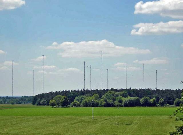 DCF77 Antene