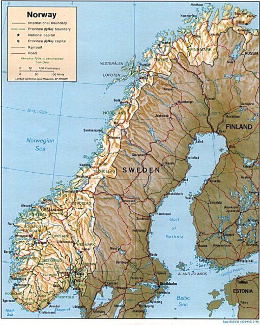 norveska-mapa