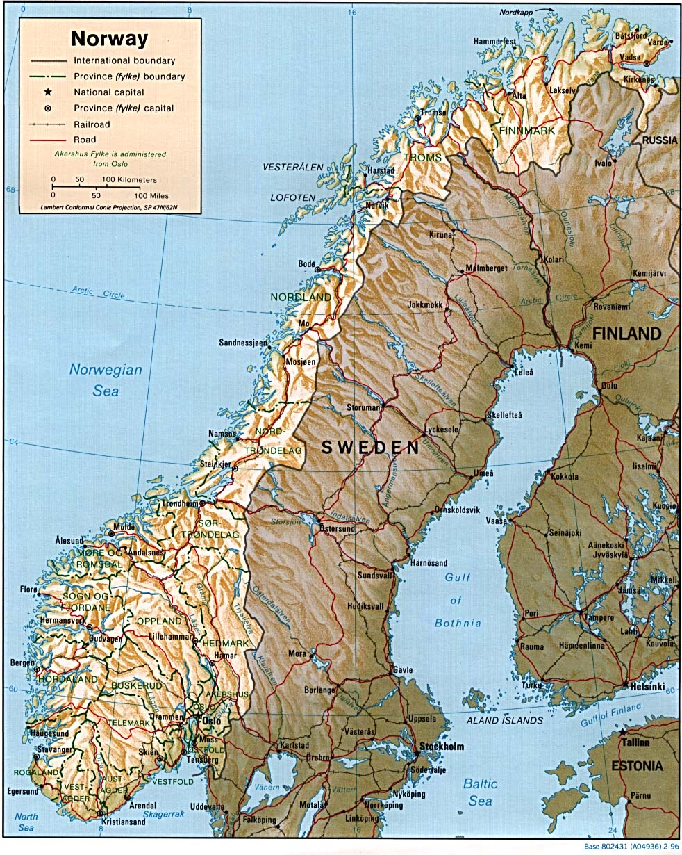 norveska mapa Prosječna plata u Norveškoj   Sveznan norveska mapa