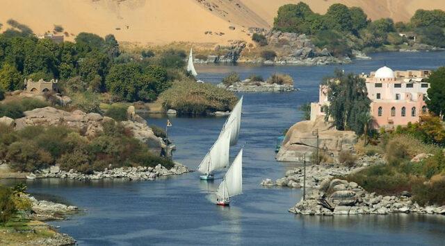 Nil kod Asvana u Egiptu