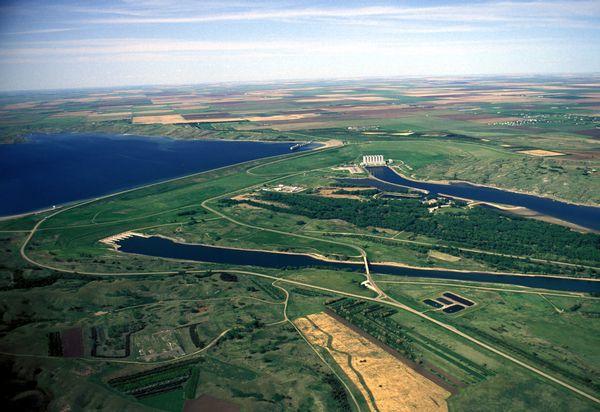 Oahe-Dam